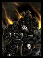 ARTS OF ARMY OF TWO