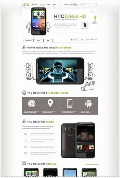a case study by Fantasy Interactive: HTC