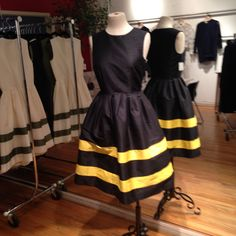lalla bee Spring / Summer 2016 collection hanging pretty at 212 Showroom NYC