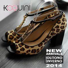Pra soltar os bichos! #koquini #sapatilhas #euquero #animalprint http://koqu.in/1lv8xat