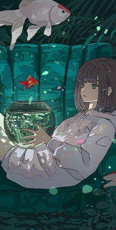 Anime Backgrounds Wallpapers, Anime Scenery Wallpaper, Cute Anime Wallpaper, Animes Wallpapers, Cartoon Wallpaper, Cute Wallpapers, Pretty Art, Cute Art, Aesthetic Art