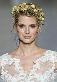 Les plus beaux accessoires coiffure de mariée
