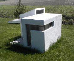Modernist Dogitecture