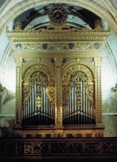 Buffet d'orgues, Rueil-Malmaison On attribue le travail de sculpture à Baglioni Baccio d'Agnolo, qui travailla dans l'église Santa-Maria-Novella, et notamment à des stalles, entre 1491 et 1496.