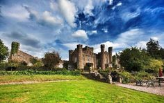 Augill Castle, THE most magical place to be married.