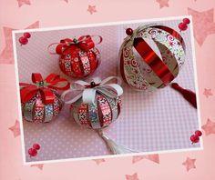 Weiteres - 4 Paperballs Papierkugeln - ein Designerstück von Pusteblumendesign…