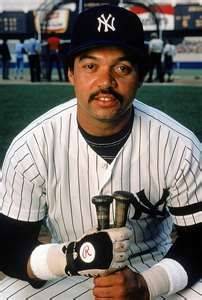 Reggie Jackson.....flirted with me on the 405 frwy in Orange County, CA back in 1983...never forgot that moment. Damn, that makes me old!