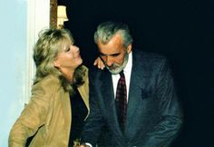Ingrid Pitt, Christopher Lee (±1996), All rights reserved