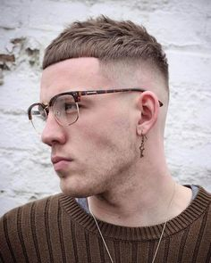 Crop Haircuts For Men To Show Your Barber In 2018 | Crop Haircut Men