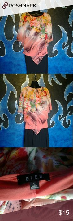 🎈TWO DAY SALE🎈B.L.E.U size small blouse B.L.E.U size small blouse ■Great Condition■ B.L.E.U  Tops Blouses