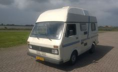 Volkswagen LT31 Camper. Classic and hip at the same time.