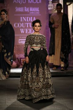Anju Modi Collection 2014 | Vogue Wedding Show 2014