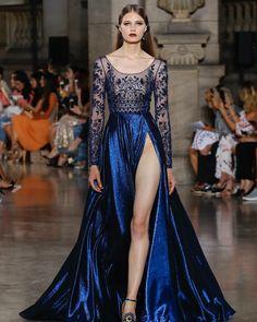 Georges Hobeika | Evening Dess | Fall/Winter 2017-18 | Haute Couture | Paris Fashion Week