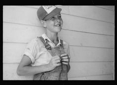 One of the children of the Dyess Colony Project who is a 4-H Club member, Mississippi County, Arkansas. 1935. Library of Congress.