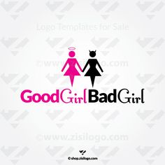 Buy Good Girl Bad Girl Logo Design only $69! Logo Store - Logo Templates - Buy Logo - Logo Stock. Cheap Logo Professional and Creative. Buy Now Logos >>
