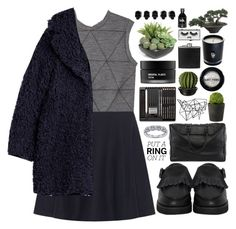 """""""When I Get Asked"""" by hrogers ❤ liked on Polyvore featuring Derek Lam, Theory, Zadig & Voltaire, The WhitePepper, Acne Studios, Color Me, Manic Panic NYC, Koh Gen Do, BLACK BROWN 1826 and Lisa Carrier"""
