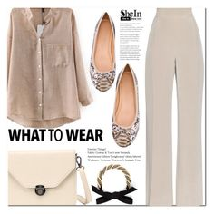 Shein 6 by cherry-bh on Polyvore featuring polyvore fashion style MaxMara Lanvin clothing shein