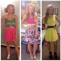 Brec said that these are her favorite outfits from Bella and the Bulldogs! Kids Outfits Girls, Teenager Outfits, Girly Outfits, Cute Outfits, Fashion Outfits, Fashion Movies, Bella And The Bulldogs, Young Girl Fashion, Fashion Forever