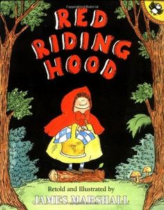This book is a humorous rendition of Little Red Riding Hood. It provides the classic moral of not talking to strangers as well as a funny look at a rather gruesome ending. The illustrations are upbeat and colorful. In general, it is an easy and entertaining read for children and adults alike.