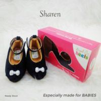 Jual arsy sharen heels baby shoes - Lintangmomsneed.babyshop | Tokopedia