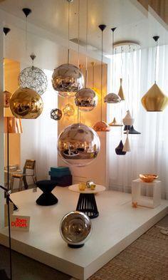 Lighting Display Showroom