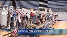 Thrifty Thursday: Kentucky Kids Consignment Murray Spring 2013 Sale