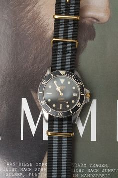 [Done] Vintage Heuer 1000 Professional Diver 200m * pre-day * Ref 980020 -. The Facebook