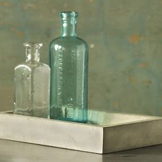 Concrete Valet Tray  by Andrew Stuart    < Return to Obelisk