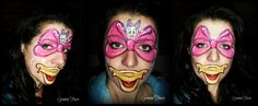 daisyd face painting