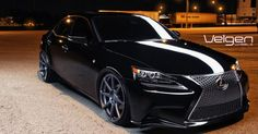 Lexus auto - 2014 Lexus IS250 on Velgen Wheels VMB8 Gunmetal