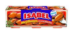 1,69€ - Mejillones en escabeche ro - 85 lit.af.p - 3 peq isabel(3x80g