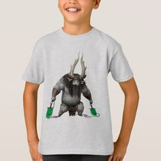 Shop Kai Hungry for More Power T-Shirt created by kungfupanda. Personalize it with photos & text or purchase as is!