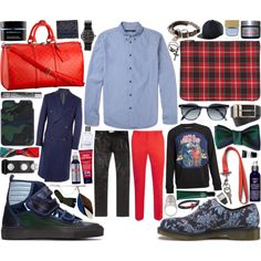 MEN   Marc by Marc Jacobs Button-Down Collar Cotton Oxford Shirt