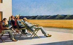 gens au soleil