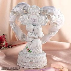 precious moments wedding cake toppers - Google Search