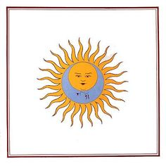 Artist:  King Crimson  Title:  Larks' Tongues in Aspic