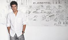Alejandro Aravena (Santiago, 22 de junho de 1967) é um arquiteto chileno. Ele é o diretor executivo do escritório Elemental S.A.