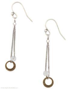 Jewelry Box by Silpada Designs | Earrings | Precious Metal Earrings