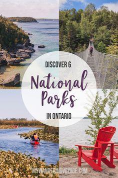 Yoho National Park, National Parks, Ontario Travel, Ontario Camping, Quebec, Vancouver, Toronto, Ontario Parks, Canada Destinations
