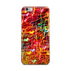 Live in Motion iPhone case
