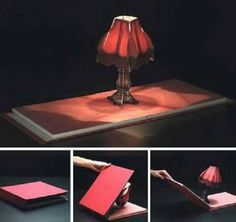 creative coffee table book layout