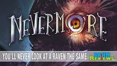 If you like Hearts and Poker, you will love playing Nevermore by Smirk & Dagger Games. It takes the best of both and combines them into one 45 minute game!