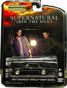 The Impala.... Well, I am going to need this.