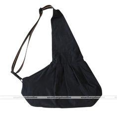 Oxford Cloth Sling Pet Dog Cat Carrier Tote Single Shoulder Bag Waterproof