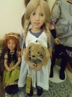 Zwergnase-Doll-Hedwig-FREE-SHIPPING-with-COA-Excellent