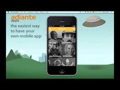 Aplicación móvil para eventos y conferencias   #video, #app #evento #conferencias #ferias #seminarios #congresos #app_builder #constructor_apps #creador_apps #diseño_apps #workshops #youtube