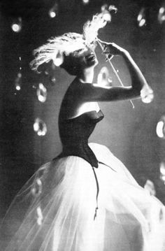 "Warner's Merry Widow Corset advertisement 1952~ ""It's simply wicked what it does for you ""~ ♛"