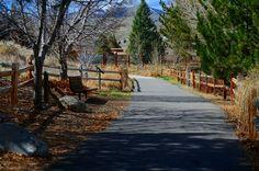 Rancho San Rafael National Park.  Reno, Nevada