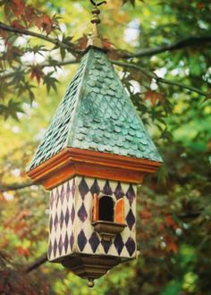 Regal Roosts Gallery $699 ~ ouch!   Maybe a faux knock-off with paint, moldings and doll house shingles...