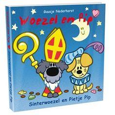 WOEZEL EN PIP Sinterwoezel en Pietje Pip boekje - Woezel en Pip de officiële Webshop - SinterW : Dromenjager Boeken